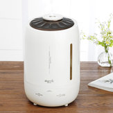 Deerma DEM-F600 Household Air Humidifier Aroma Diffuser Oil Ultrasonic Fog Touch Screen Home Water Diffuser