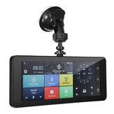 6,86 дюймов Авто Видеорегистратор GPS Навигатор 1 ГБ + 16 ГБ Wi-Fi 3G 4G Сеть Bluetooth Снимок FM Радио