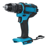 10mm Chuck klopboormachine 350N.m draadloze elektrische boormachine voor Makita 18V batterij 4000 RPM LED Light Power Drills