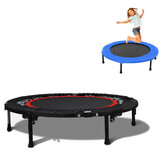 40 ″ Mini Trampoline Pliable Gym Exercice Fitness Rebounder Round Jumping Pad Outils