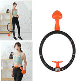 Detachable 360° Surrounding Intelligent Slimming Fitness Ring Yoga Ring Counter Magnetic Massage Exercise Tools Fitness Equipment