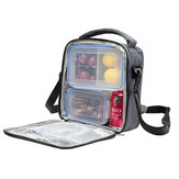 IPRee® 5.5L Insulation Bags Picnic Outdoor Office Lunch Insulation Bags