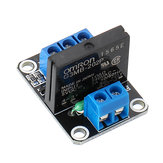 1 Channel 5V Solid State Relay High Level Trigger DC-AC PCB SSR In 5VDC Out 240V AC 2A Geekcreit for Arduino - products that work with official Arduino boards