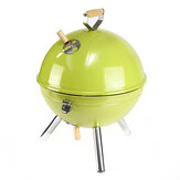 30x44cm Iron Oven BBQ Grill Charcoal Grill Portable Party Accessories Household Barbecue Tools