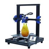 TRONXY®XY-2PRORanuraenV Prusa I3 DIY Kit de impresora 3D 255 * 255 * 260 mm Tamaño de impresión Extrusora Titan Disponible con reanudación de potencia / detección de filamento / función de nivelación automática