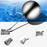Válvula de bola flotante de acero inoxidable Tanque de agua automático Tanque de ganado Tanque