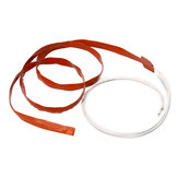 WVO Intake Pipe Injection Line Manifold Heater Silicone Heat Strip 1.2m 150W 12V
