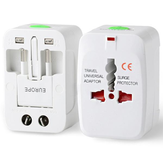 TR-131 Plug Converter Convertisseur multifonction Universal Travel Batterie Charger Power Converter