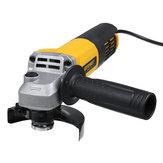 850W 10000RPM Electric Angle Grinder 115mm Grinding Polishing Machine Polisher Cutting Tool