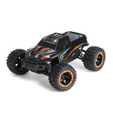 HBX 16889 1/16 2.4G 4WD 45km/h Brushless RC Car LED Light Electric Off-Road Truck RTR Model