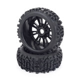 1/8 Off-road RC Car Wheel Tires For ZD 9020 v3 Redcat Team Losi VRX HPI Kyosho HSP Carson Hobao