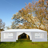 C-79FT H-6.2FT Upgrade Baldachin Party Hochzeit Zelt Pavillon Pavillon 8 Wände Shelter