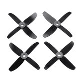 2 أزواج HQProp DP3x3x4 متين 3030 3x3 3 بوصة 4-Blade Propeller for RC Drone FPV Racing