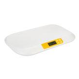20kg Pesaje electrónico para bebés Escala Mascota infantil Cuarto de baño Cuerpo digital para niños pequeños