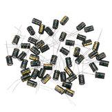 Condensatore elettrolitico radiale ad alta frequenza a bassa frequenza ESR 50 x 16 V 470 UF