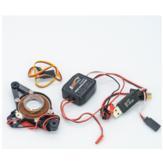 KM 1/7 E8350 Sound Control Assembly For RC Car Parts RC Model