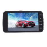 4 '' HD 1080P Çift Lens Gece Görüş Araba DVR Ön ve Arka Kamera Video Çizgi Kamera Kaydedici 170