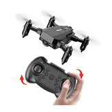 F86 Mini WiFi FPV com 0.3MP / 5.0MP HD Câmera Altitude Hold Mode Dobrável RC Drone Quadricóptero RTF
