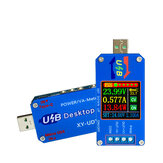 XY-UDT DC USB Tester DC Boost/Buck Converter CC CV Power Module 5V TO 0.6-30V 2A Adjustable Regulated