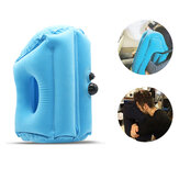 Inflatable Air Travel Pillow Airplane Office Nap Rest Head Cushion Neck Support