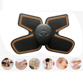 KALAOD Neck Massager Patch Paste Micro-current Pulse Mulfunctional Mini Portable Body Muscle Massager