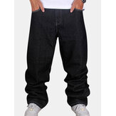 Loose Hip-Hop Cotton Jeans