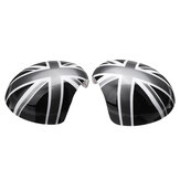 Union Jack Car Wing Mirror Cover Pair voor MINI Cooper R55 R56 R57 R60 Power Fold Model