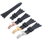 Silicone Band Watch Strap 28MM AP Watch Tools For AUDEMARS PIGUET ROYAL OAK OFFSHORE