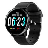 Bakeey MX6 2.5D Full Touch Blood Pressure O2 IP68 Deep Waterproof 8 Sports Mode Weather Smart Watch