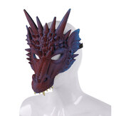 3D Animal Dragon Horror Mask Props Halloween Carnival Halloween Party Cosplay