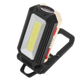 Portable Camping Light Outdoor 3 Mode USB Rechargeable Work Light Outdoor Emergency Light