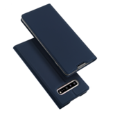 DUX DUCIS Magnetic Flip With Wallet Card Holder Protective Case for Samsung Galaxy S10 5G