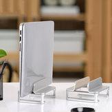Bakeey Universel En Alliage D'aluminium avec Anti-rayures Silicone Pad Tablette Ordinateur De Bureau Titulaire Support De Montage Pour iphone pour iPad Mini Air Macbook