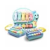Hand Knocking Piano Orff Instruments Musical Toy Teaching Aid for Children Music Enlightenment