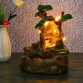 Kreatywne rośliny LED Rośliny doniczkowe Sukulenty DIY Pojemnik Dekoracje ogrodowe domu