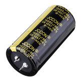 15000UF 80V 30x70mm Radial Condensateur électrolytique en aluminium haute fréquence 105 ° C