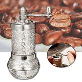 Turkse mini metalen handkoffiemolen specerij zout pepermolen keuken afneembaar