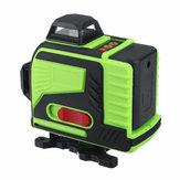 16 Lijn 360 Horizontaal Verticaal Kruis 3D Groen Licht Laserniveau Zelfnivellerende maatregel Super Krachtige laserstraal