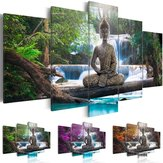 5P Canvas Modern Wall Art Decorations Home Zen landschapsschilderkunst