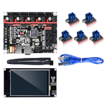 BIGTREETECH® SKR V1.3 Controller Board + TMC2208 UART Stepper Motor Driver + TFT3.5 Touch Screen Mainboard Kit for 3D Printer