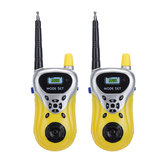 2Pcs Children Walkie Talkie 446MHz 8 Channel UHF Talkies Long Range Kids Walky Talky
