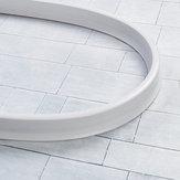 0,5 m - 1,5 m Flexibele badkamer Keuken Waterstopper Houdstrip Douchebarrière Afdichting