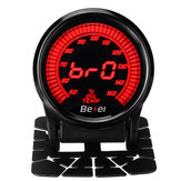 2 Inch 52mm Car Oil Temp Temperature Pressure Gauge Meter Digital LED Display 50~150℃