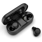 A5 TWS bluetooth 5.0 automatisch koppelen Smart Touch-oortelefoon Draadloze stereobas Sport Binaurale hoofdtelefoon voor Samsung