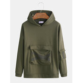 Hedging Hooded Loose Japanese Large Size Youth Fall Sh