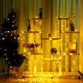 3Mx3M 300LED Curtain String Light Fairy Holiday Lamp Festival Christmas Wedding Decor AU Plug AC220V