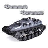 SG 1203 1/12 2.4G Drift RC Tankwagen Hoge snelheid Volledige proportionele besturing Voertuigmodellen met metalen kunststof rail