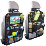 1Pc Car Auto Trunk Seat Back Organizer Tidy Pocket Kids Toys Storage Bag Holder