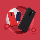 NILLKIN Smooth Shockproof Soft Rubber Wrapped Silicone Protective Case for Xiaomi Redmi Note 8 Pro Non-original