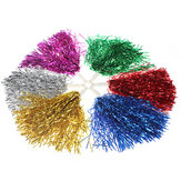 1 Piece Girls Cheerleader Pompom Cheerleading Cheer US Dance Party Club Decorations